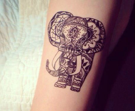 cute tattoo with meanig 11